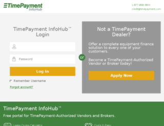 timepaymentcorp.biz screenshot