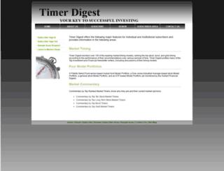 timerdigest.com screenshot