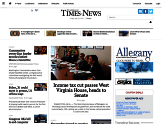 times-news.com screenshot