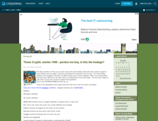 times-xwd-times.livejournal.com screenshot