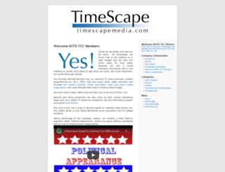 timescapemedia.com screenshot