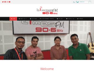 timesfm906.com.np screenshot