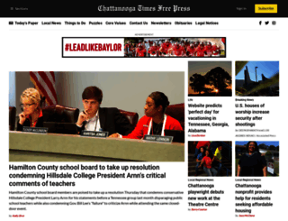 timesfreepress.com screenshot
