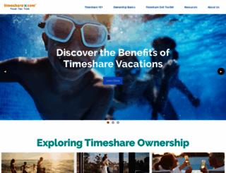 timeshare.com screenshot