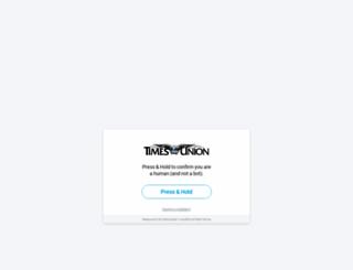 timesunion.com screenshot
