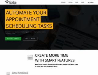 timetap.com screenshot