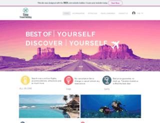 timetravelholiday.com screenshot