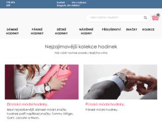 timeup.cz screenshot