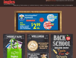 timewebess.ingles-markets.com screenshot