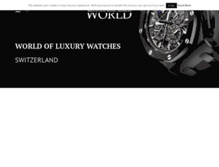 timeworld.ch screenshot