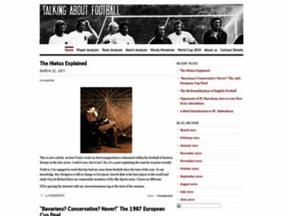 timhi.wordpress.com screenshot