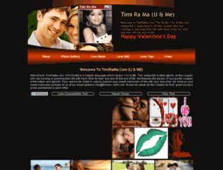 timirama.com screenshot