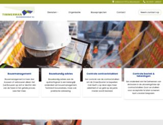 timmermanbouwmanagementbv.nl screenshot