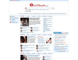 timnhanh.com screenshot