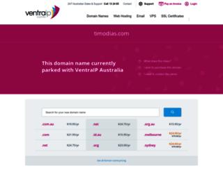 timodias.com screenshot