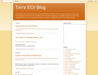 timothyeoi.blogspot.com screenshot