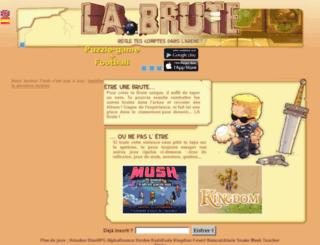 timout.labrute.fr screenshot