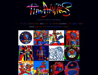 timpdavies.com screenshot