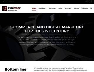 timpeter.com screenshot