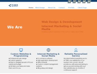 timr.ca screenshot