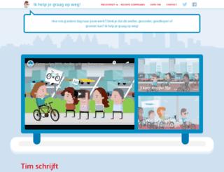 timreist.nl screenshot