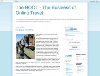 tims-boot.blogspot.com screenshot