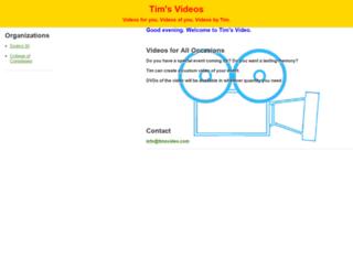 timsvideo.com screenshot