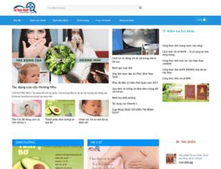 timthuocnhanh.com screenshot
