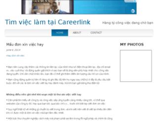 timvieclamnhanh.bravesites.com screenshot