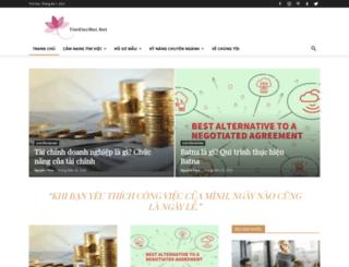 timviecmoi.net screenshot