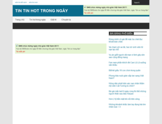 tin24hot.blogspot.com screenshot