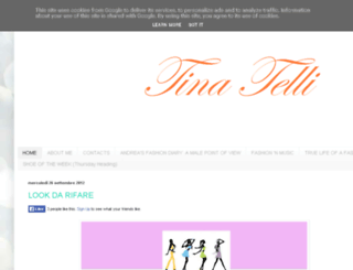 tinatelli.blogspot.it screenshot