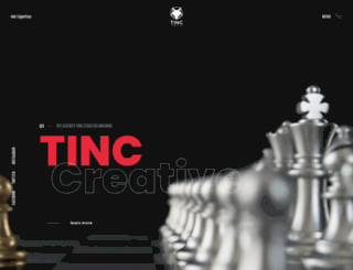 tinconline.com screenshot