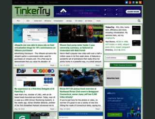tinkertry.com screenshot