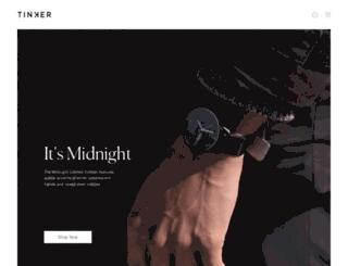 tinkerwatches.com screenshot