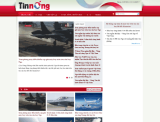 tinnong.vn screenshot