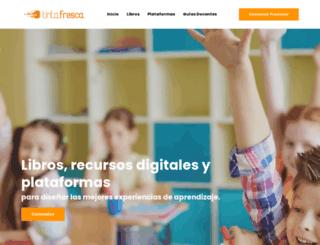 tintafresca.com.ar screenshot