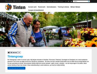 tintenwelzijnsgroep.nl screenshot