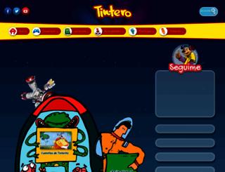 tintero.com.ar screenshot