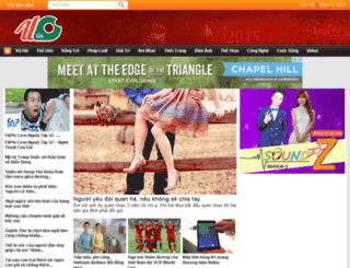 tintuctuoitre.org screenshot
