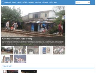 tinviethay365.com screenshot