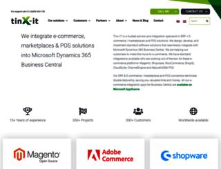 tinx-it.com screenshot