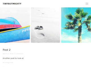 tinybutmighty.co.uk screenshot