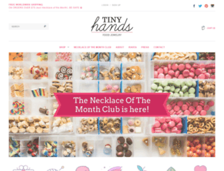 tinyhandsonline.com screenshot