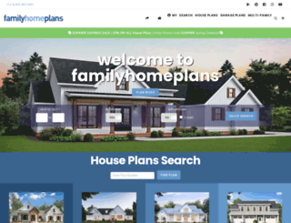 tinyhouse.coolhouseplans.com screenshot