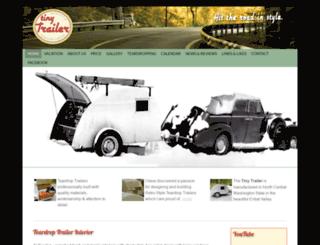 tinytrailer.com screenshot