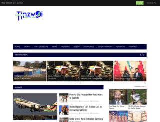 tinzwei.com screenshot