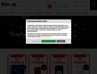 tio.pl screenshot