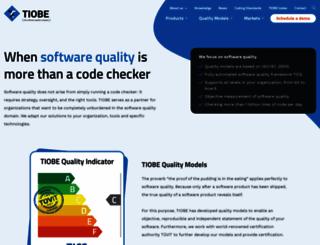 tiobe.com screenshot