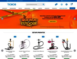 tiobob.com.br screenshot